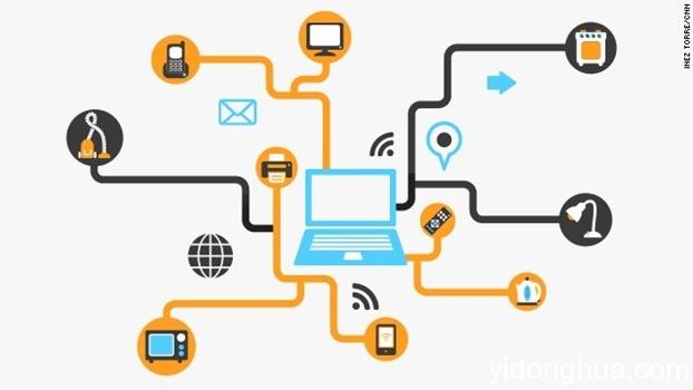 internet of things graphic story 物联网的影响:将带来颠覆性的革命 也带来一场安全战争 物联网技术 物联网应用 物联网