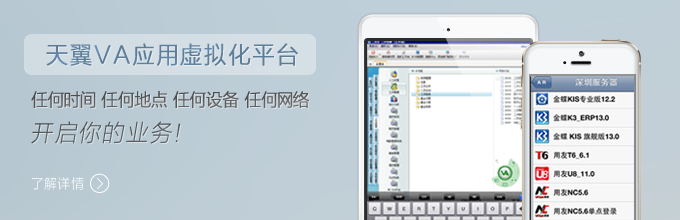 VA应用虚拟化软件
