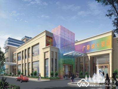 东莞广彩城:虚拟化提高办公效率